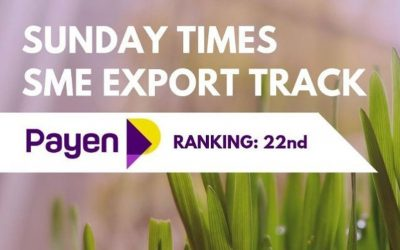 Sunday Times SME Export Track